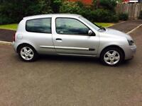 FULL YEAR MOT+CLIO 1.2 EXTREME 4+EXCELLENT CONDITION