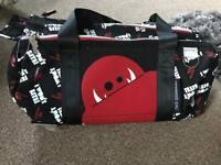 New, Newbreed Duffel Bag.