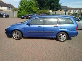 Ford Focus Estate 1 years MOT