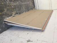 3 x Plasterboard + 2x Plywood (240x120)