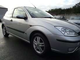 FORD FOCUS 1.8 TDCi ZETEC 115 BHP 2005 ONLY 92K 2 PREVIOUS OWNERS 7 SERVICE STAMPS