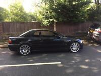 Bmw M3 Convertible with Hard Top - Black - Excellent Condition - May Px