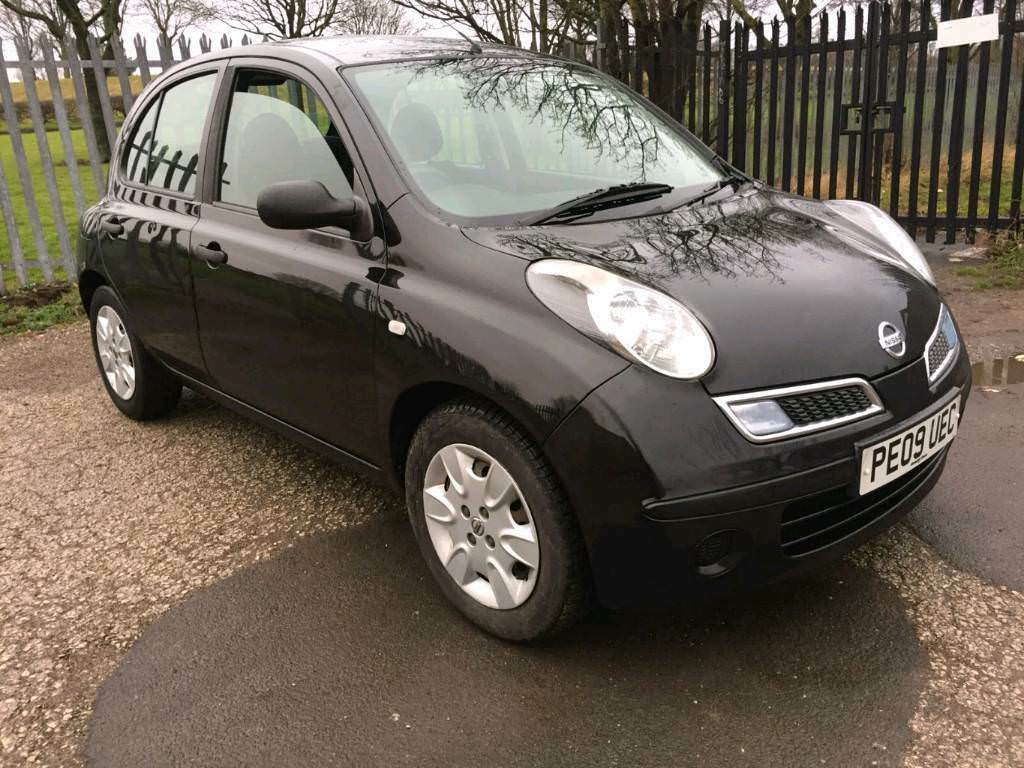 nissan micra 2009 diesel dci in washwood heath west midlands gumtree. Black Bedroom Furniture Sets. Home Design Ideas