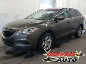 Mazda CX-9 GS-L AWD GPS Cuir Toit Ouvrant 2015