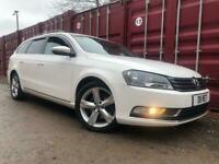 Volkswagen Passat Estate 2011 1.6 Diesel Long Mot Drives Great £30 Road Tax Cheap To Insure !