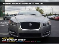 2013 Jaguar XF SUPER CHARGED/ AWD......