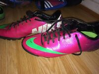Nike mercurial Astro shoes