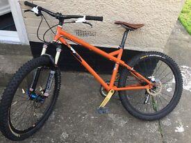 Bike radley Down hill MTB