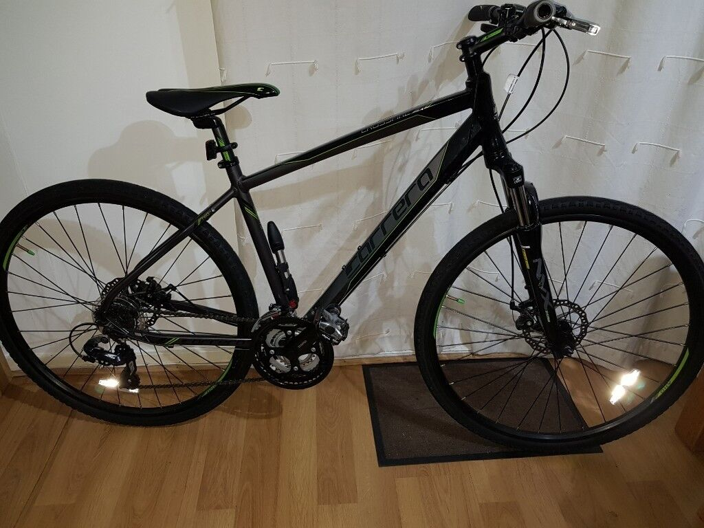 ad237ecff48 CARRERA CROSSFIRE 2 HYBRID BIKE - 19 INCH FRAME - DISC BRAKES - EXCELLENT  CONDITION