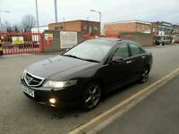 HONDA ACCORD 2.0 PETROL AUTO SALOON FULL LEATHER