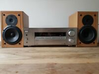 SONY STR-DB940 amplifier A/V RECEIVERS RDS with 2 speakers