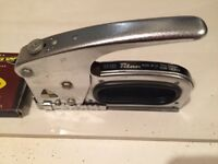 Rexel Titan No. 37 staple gun