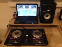 Pioneer S-DJ50X Speaker. Barely used- perfect condition