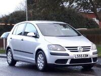 Volkswagen Golf Plus 1.6 FSI SE 5dr,1 OWNER,FULL SERVICE,FULL MOT