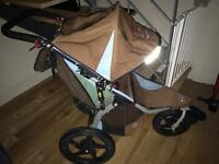 Bob revolution stroller for sale-little italy-cad200