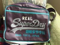 Superdry satchel style bag