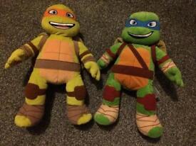 Build a bear ninja turtles that sing