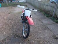 skyteam st 125 field/ off road bike,