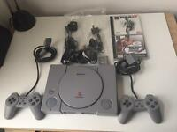 PS1 plus all items in pictures included