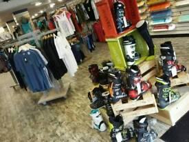 Ski & Snowboard Boot Clearance