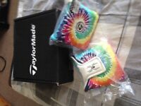 Taylormade Spider tie dye Headcover RARE!!!