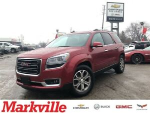 2013 GMC Acadia SLT-LEATHER-NAVI-ROOF-GM CERTIFIED-1 OWNER