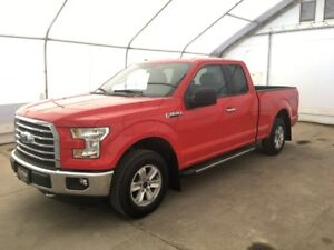 2015 Ford F-150 SuperCab XLT