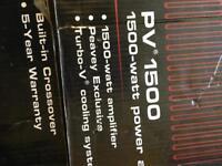 Peavey PV1500 Power Amplifier