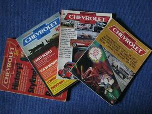 The Complete Chevrolet Book Series.