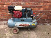 50 litre petrol air compressor