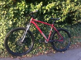 Voodoo hoodoo bike bought for £550 great ride!!