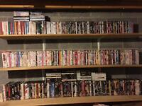 Huge DVD selection for sale