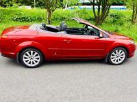 Ford Focus CC 3 Diesel Cabrio - vw golf mini bmw merc audi a4 a3 megane civic mazda alfa slk z3 z4