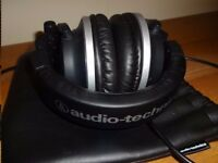 Audio Technica ATH PRO 700 MK2 DJ Monitoring Headphones