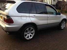 BMW X5 3.0 LPG RARE MANUAL JUST OVER £2500 SPENT ON CAR may p/ex swap Audi vw Mercedes replica