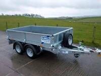 **WANTED** Ifor Williams 8*5/10*5 Trailer