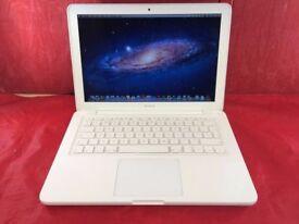 "Apple MacBook A1342 13.3"", 500GB, 4GB RAM, Core 2 Duo Processor, 2009 +WARRANTY, NO OFFERS L134"