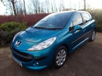 Peugeot 207 1.4 urban 60188 fsh outstanding car throughout .must view .