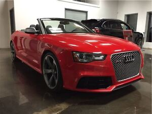 2014 Audi RS 5 4.2 * LOW MILEAGE *