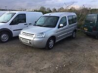 2004 CITREON Berlingo multispace DIESEL mot December 2017 lovely driver very economical px welcome
