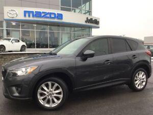 2014 Mazda CX-5 GT-AWD, Sièges en cuir, Navigation