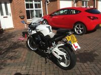 Hyosung gt 125 r mint condition