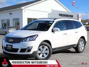 2014 Chevrolet Traverse 1LT AWD | SUNROOF | 7-SEATER