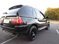 2003 BMW X5 PETROL/LPG CONVERSION