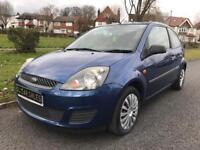 2007 Ford Fiesta Auto 1.6 Style Climate 3 Door Hatchback LOW MILES+ FULL SERVICE HISTORY + AUTOMATIC