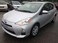 2012 Toyota Prius c Technology (CVT)