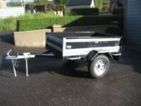 trailer 5 ft x 3 ft 6 inch in excellent condition