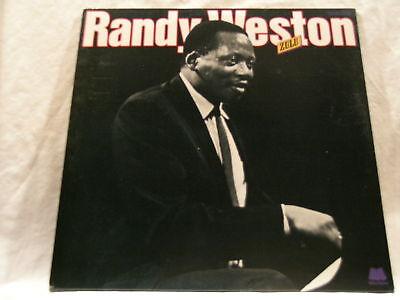RANDY WESTON Zulu Art Blakey Cecil Payne Ahmed Abdul-Malik vinyl 2 LP
