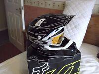 Viper 1 crash helmet