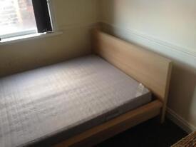 IKEA KINGSIZE BED